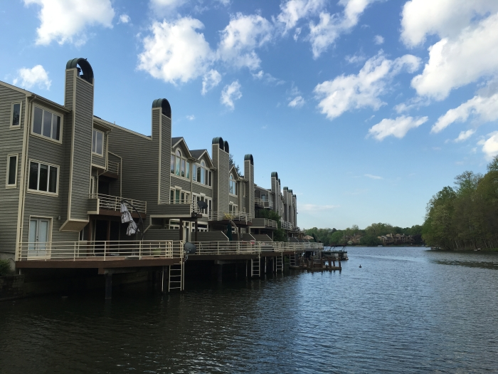 Lake Thoreau condos