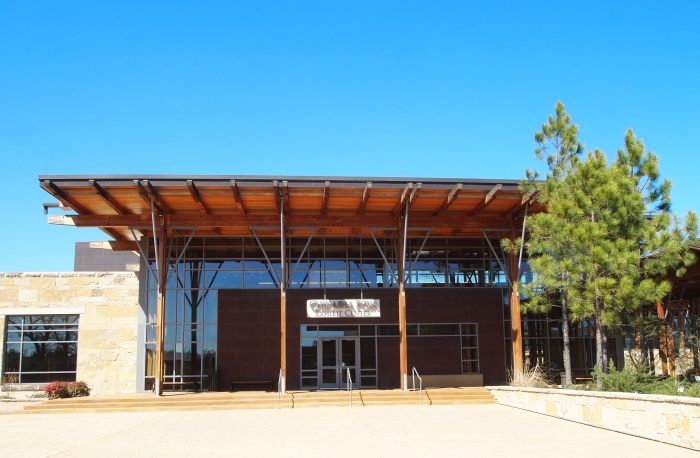 The Chickasaw Cultural Center