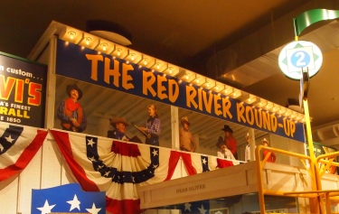 The Red River Rodeo at the Cowboy Museum
