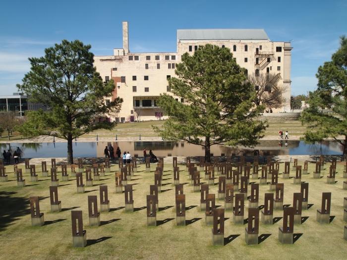 The Outdoor Symbolic Memorial