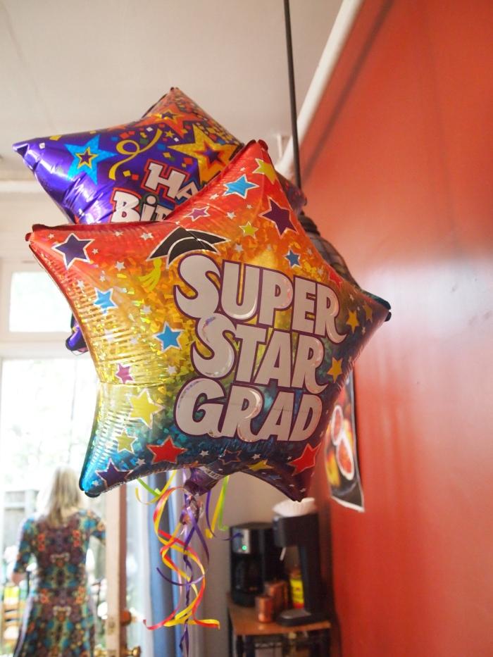Balloons for Sarah