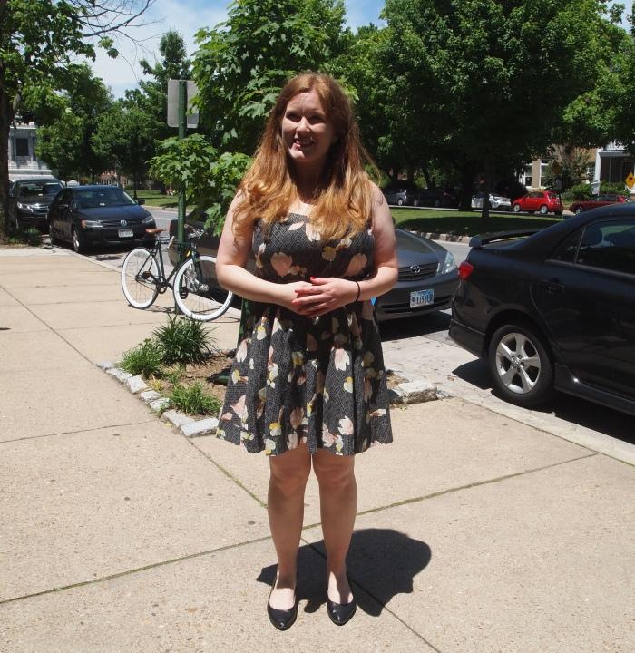 Sarah the graduate