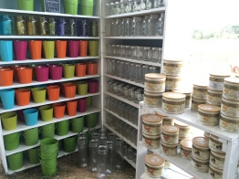 pots and jars
