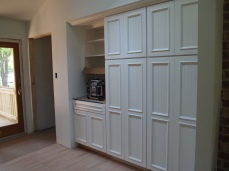 our new pantry