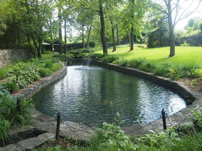 Asian garden at Glen Burnie