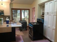 appliances go in - June 21