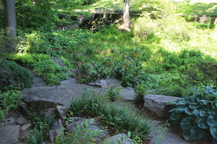 The Quarry Garden