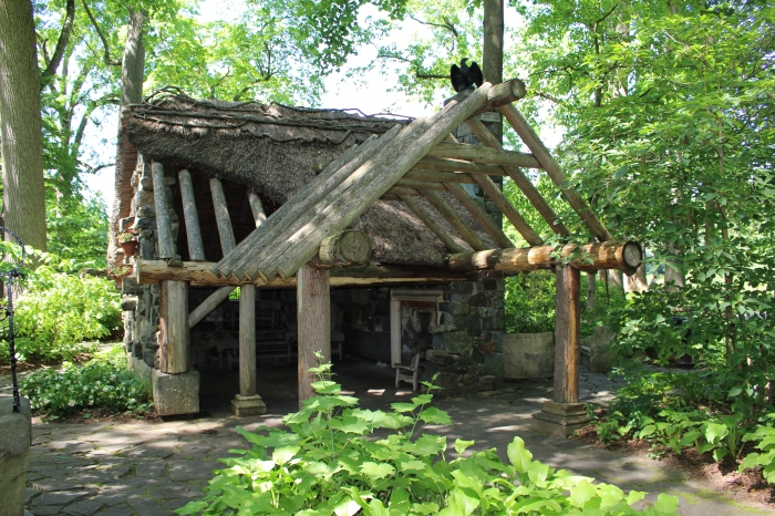 Playhouse in the Enchanted Woods