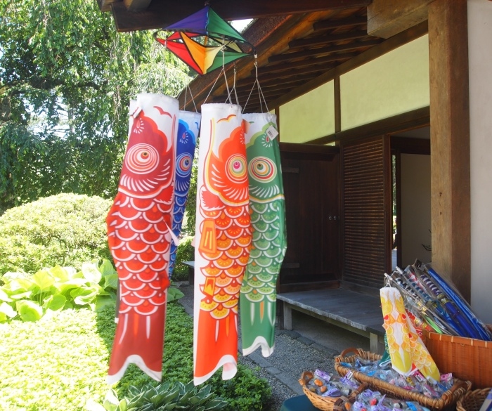 fish windsocks