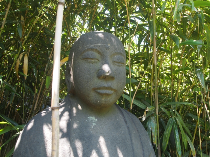Jizo, one of the best loved of Japanese divinities