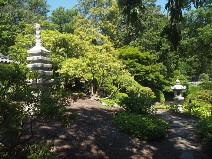 mini pagodas