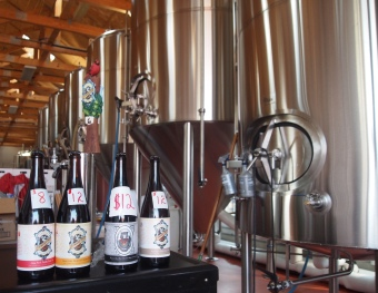 Lickinghole Creek Craft Brewery