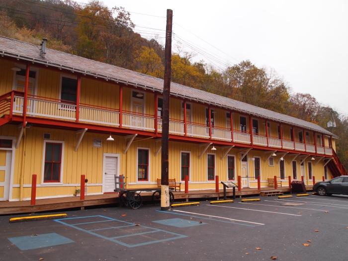 Thurmond Passenger Depot