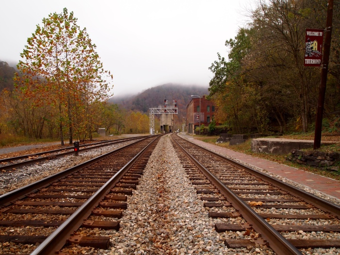 CSX Railroad line