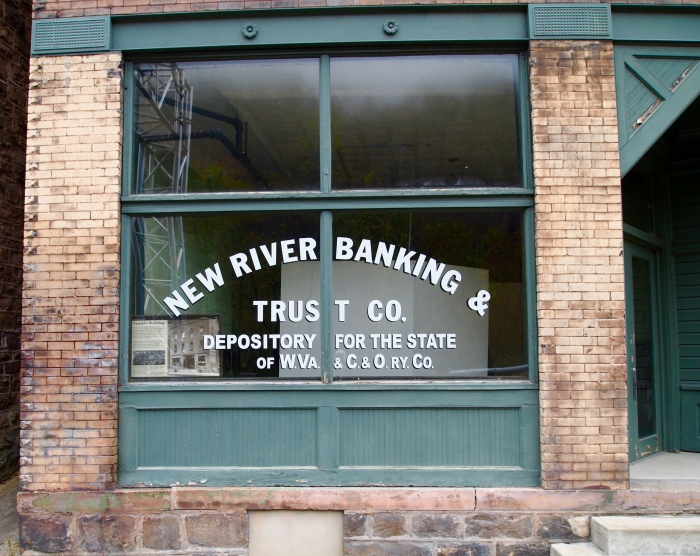 New River Banking & Trust Co.