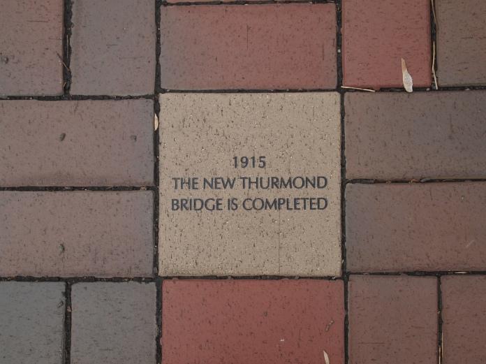 History in Thurmond