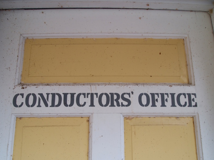 Conductor's Office