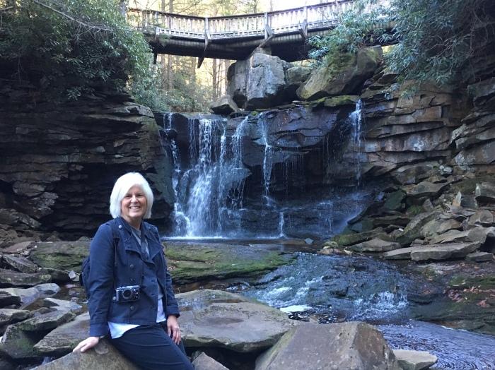 me at the Falls of Elakala