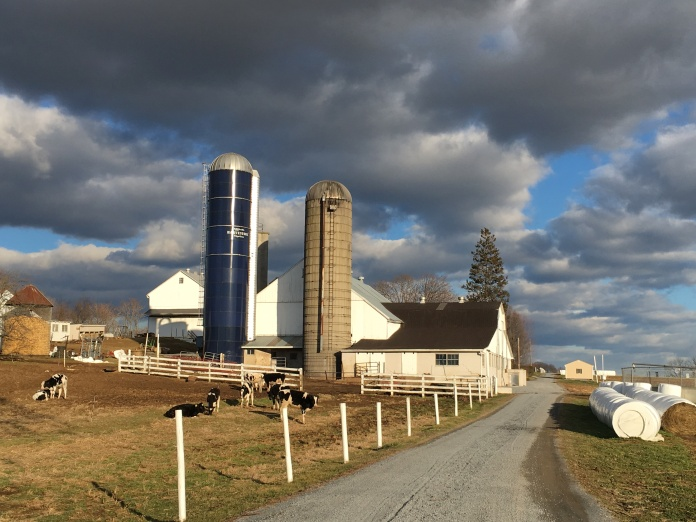 Farm in Lancaster, Pennsylvania
