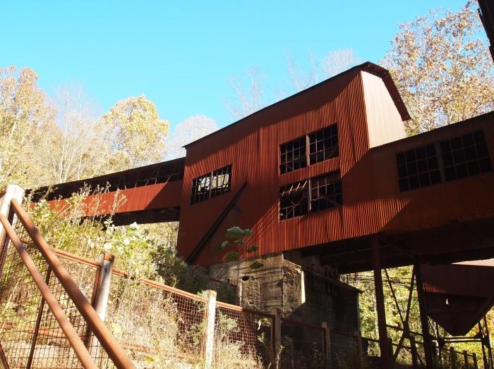 Nuttallburg Coal Mining Complex