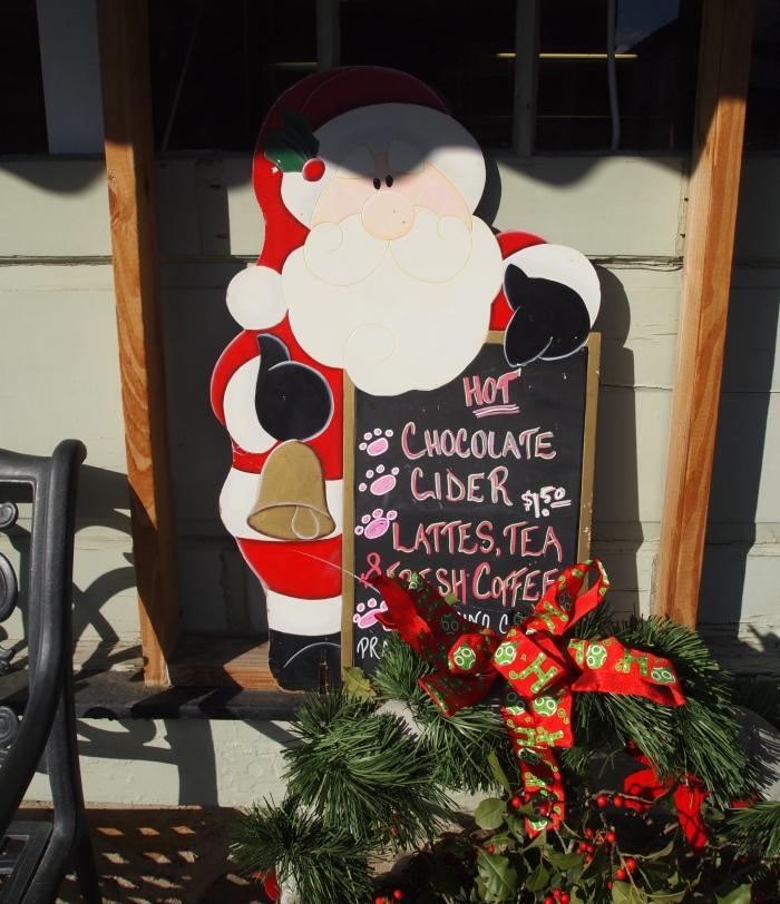 Santa's offerings
