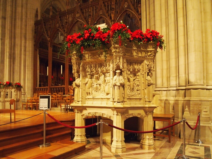 Canterbury Pulpit
