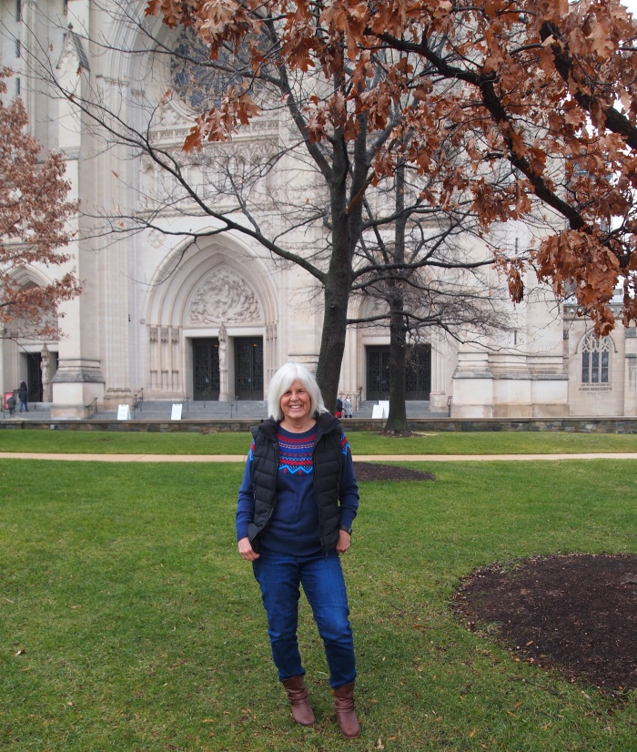 me at the Cathedral
