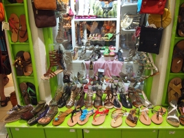 Santorini stores