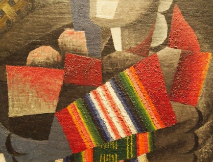 Detail of serape