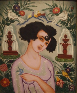 The Powdered Woman (1922) - Adolfo Best Maugard