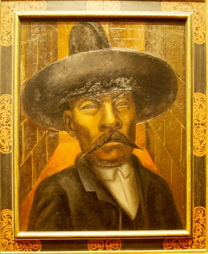 Zapata (1931) - David Alfaro Siqueiros