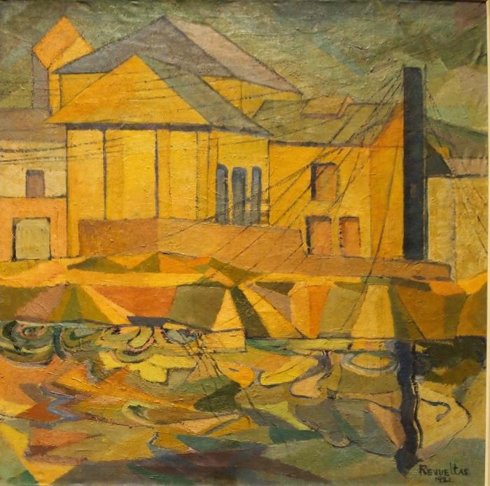 Port (1921) - Fermin Revueltas