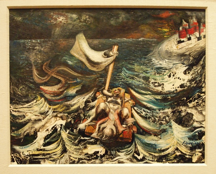 The Birth of Fascism (1936-45) - David Alfaro Siqueiros