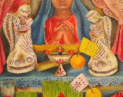 Detail - Altar de Dolores