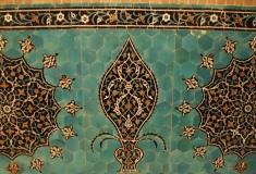 Tile Mosaic Panels, late 1400s - Iran (Isfahan)