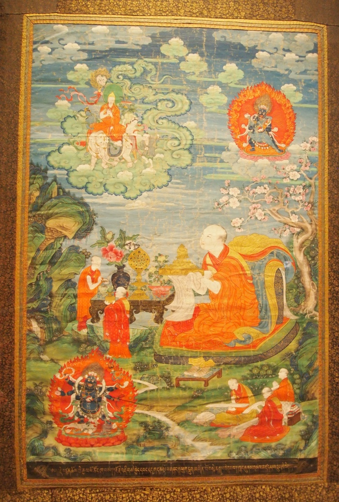 Tibetan thangka
