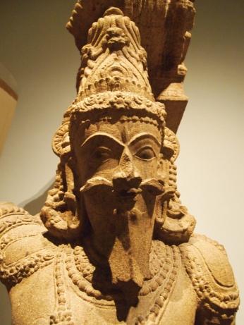 figure in the Madana Gopala Swamy temple complex