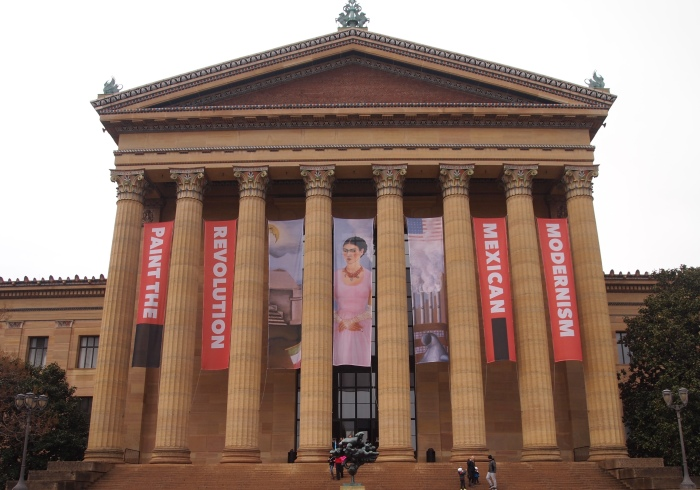 Philadelphia Museum of Art: Paint the Revolution