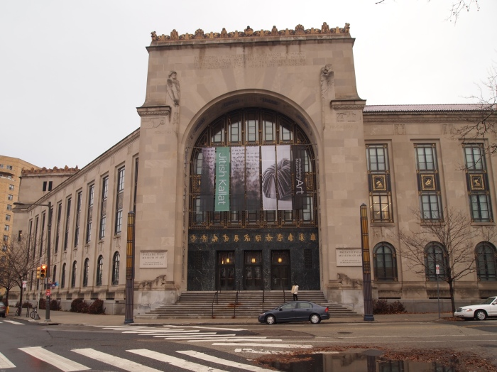 Philadelphia Museum of Art - Perelman Building
