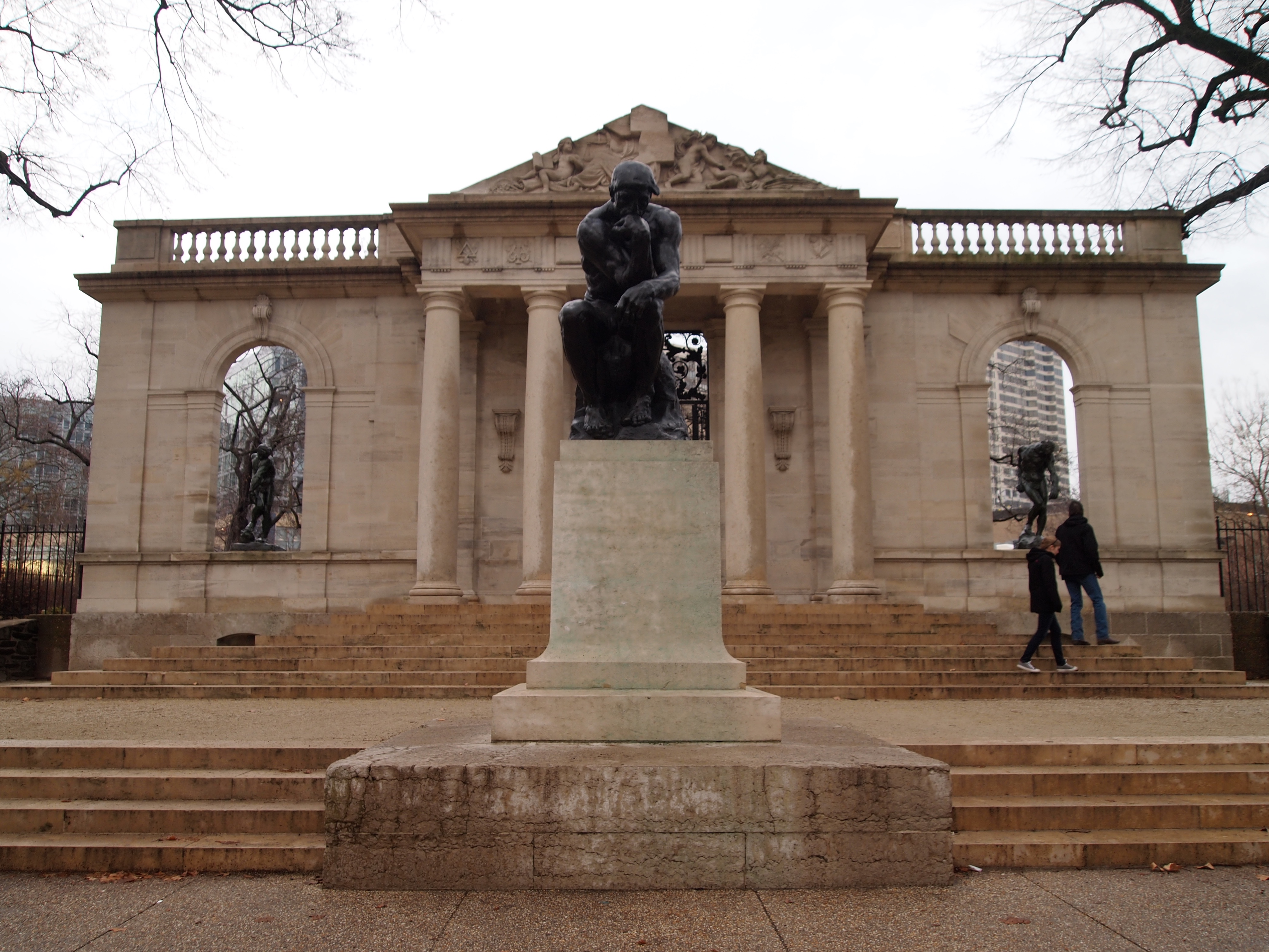 visiting museums for individual artists | the rodin museum | – nomad ...