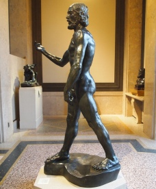 another view of Saint John the Baptist Preaching