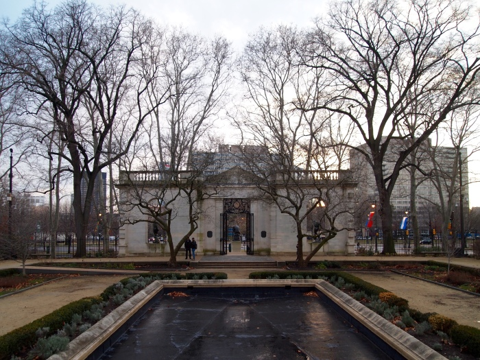Farewell to the Rodin Museum