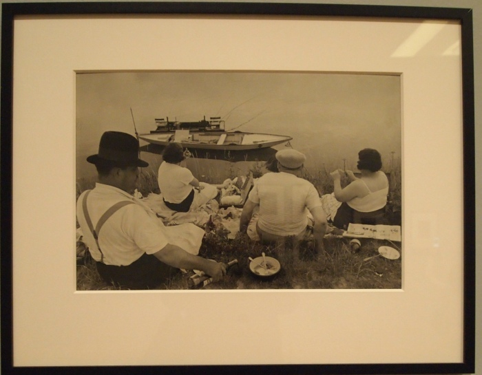 Sunday on the Banks of the Marne (1938) - Henri Cartier-Bresson