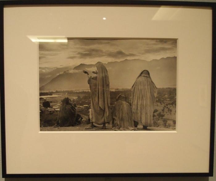 Srinagar, Kashmir (1946) - Henri Cartier-Bresson