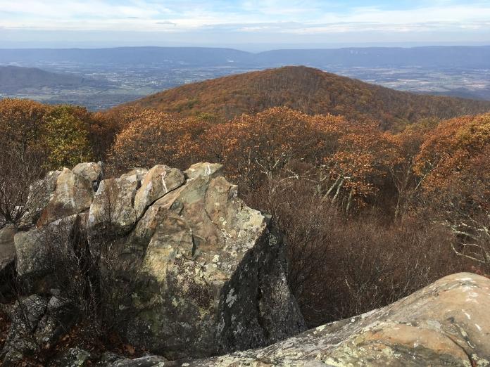 Hawksbill Gap