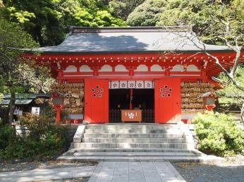 Egara Tenjinsha Shrine in Kamakura