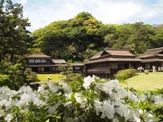 Rinshun-kaku Villa at Sankei-en