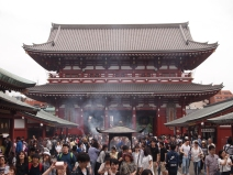The Hondo of Senso-ji