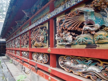 Toshogu Shrine in Nikko