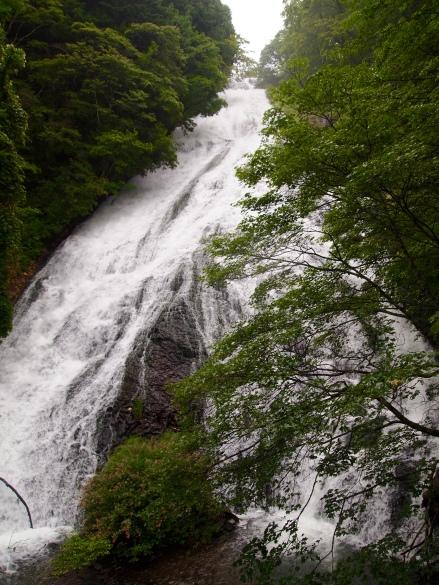 Yutaki Falls in Nikko